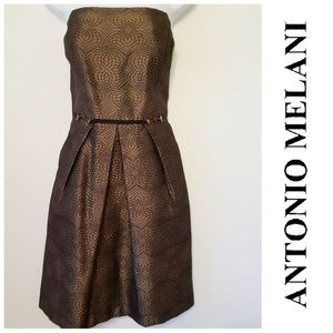 Antonio Melani Bronze Dress